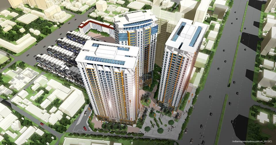 Dự án chung cư Imperial Plaza